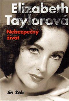 Obálka titulu Elizabeth Taylorová