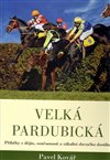 Obálka knihy Velká pardubická