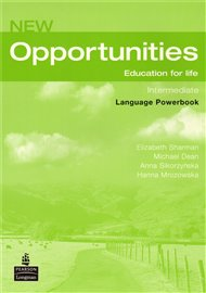 New Opportunities Intermediate - Powerbook+CD-ROM
