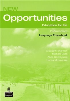 Obálka titulu New Opportunities Intermediate - Powerbook+CD-ROM