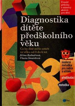 Obálka titulu Diagnostika dítěte předškolního věku
