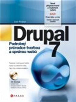 Obálka titulu Drupal 7
