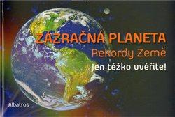 Obálka titulu Zázračná planeta