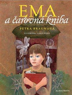 Obálka titulu Ema a čarovná kniha