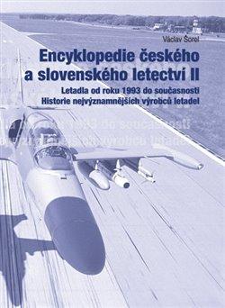Obálka titulu Encyklopedie českého a slovenského letectví II