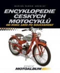 Obálka titulu Encyklopedie českých motocyklů