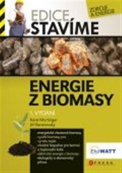 Obálka titulu Energie z biomasy