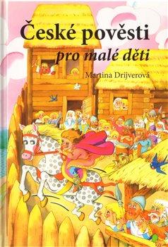 Obálka titulu České pověsti pro malé děti