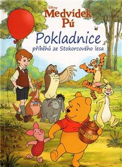 Obálka titulu Medvídek Pú - Pokladnice příběhů ze Stokorcového lesa