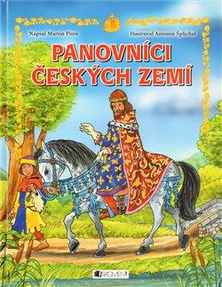 Obálka titulu Panovníci českých zemí