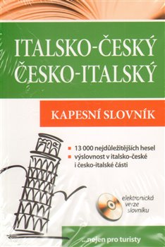 Obálka titulu Italsko-český/ Česko-italský kapesní slovník