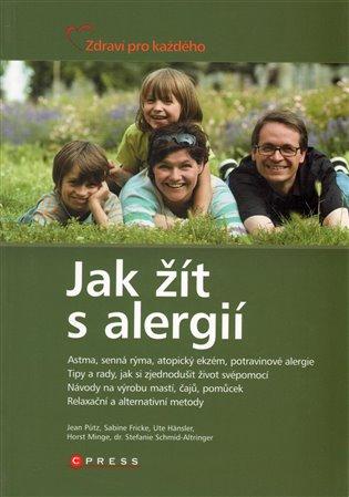 Jak žít s alergií - Sabine Fricke, | Booksquad.ink