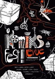 KomiksFest! revue  05/2011
