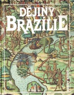 Obálka titulu Dějiny Brazílie