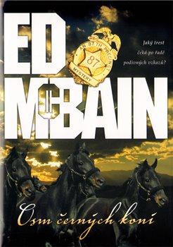 Obálka titulu Osm černých koní