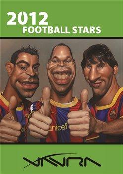 Obálka titulu Kalendář football stars 2012