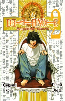 Obálka titulu Death Note 2 - Zápisník smrti