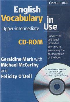 Obálka titulu English Vocabulary in Use Upper-intermediate Secound edition