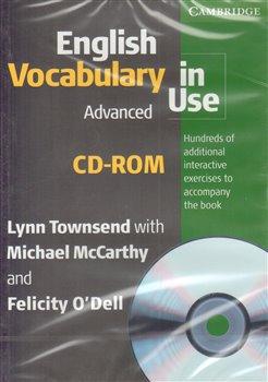 Obálka titulu English Vocabulary in Use Advanced  for Windows and Mac (single user)