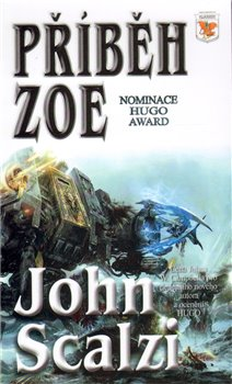 Obálka titulu Příběh Zoe