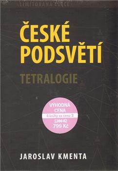 Obálka titulu České podstvětí