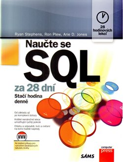 Obálka titulu Naučte se SQL za 28 dní