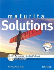Maturita Solutions Advanced Student's Book + CD-ROM