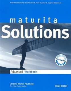 Obálka titulu Maturita Solutions Advanced Workbook