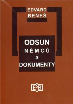 Obálka titulu Odsun Němců a dokumenty