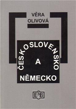 Obálka titulu Československo a Německo 1918-1929
