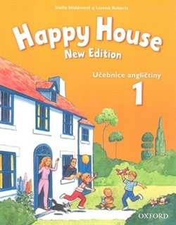 Obálka titulu Happy House 1 New Edition