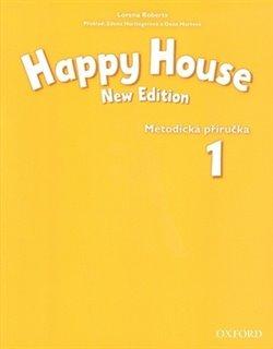Obálka titulu Happy House 1 New Edition Metodická příručka