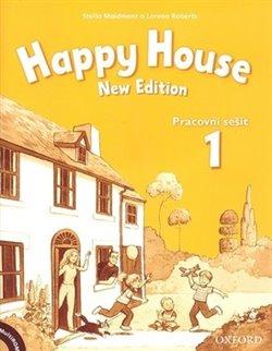 Obálka titulu Happy House 1 New Edition Pracovní sešit