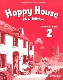 Obálka titulu Happy House 2 New Edition