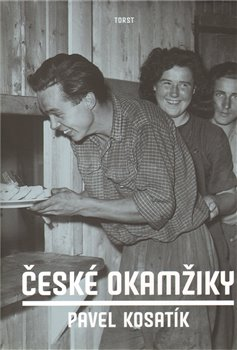 Obálka titulu České okamžiky