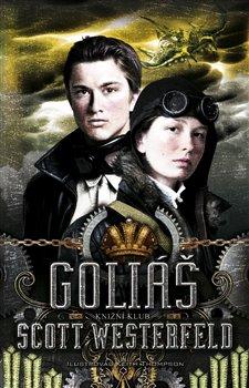 Obálka titulu Goliáš
