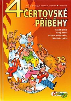 Obálka titulu 4 čertovské příběhy Čtyřlístku