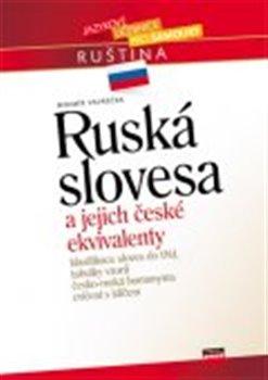 Obálka titulu Ruská slovesa