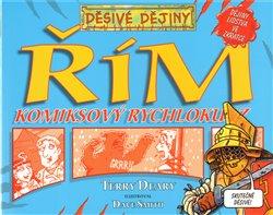 Obálka titulu Řím - Komiksový rychlokurz