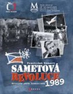 Obálka titulu Sametová revoluce