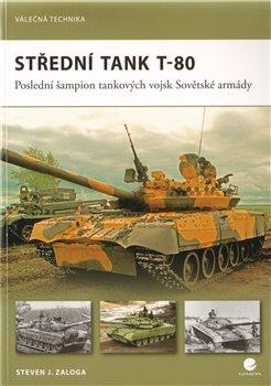 Obálka titulu Střední tank T–80