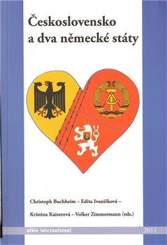 Obálka titulu Československo a dva německé státy