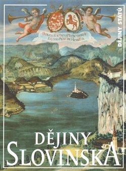 Obálka titulu Dějiny Slovinska