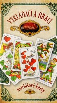 Obálka titulu Vykládací a hrací mariášové karty