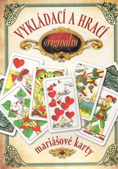 Obálka titulu Vykládací a hrací originální mariášové karty