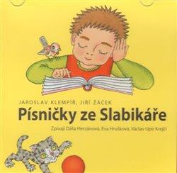 Obálka titulu Písničky ze slabikáře Jiřího Žáčka