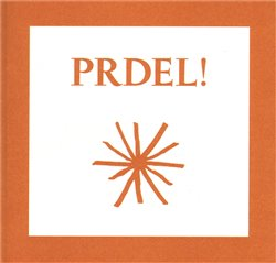 Obálka titulu Prdel!