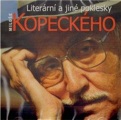 Obálka titulu Literární a jiné poklesky Miloše Kopeckého