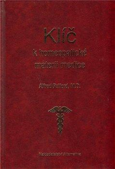 Obálka titulu Klíč k homeopatické materii medice