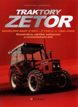 Obálka titulu Traktory Zetor